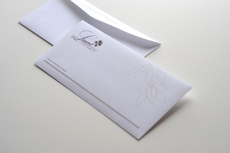 Full Print Envelope