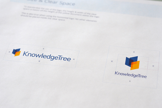 KnowledgeTree Logo Design Raleigh NC
